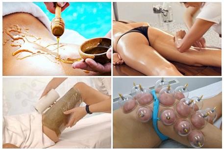 Как делать антицеллюлитный массаж фото