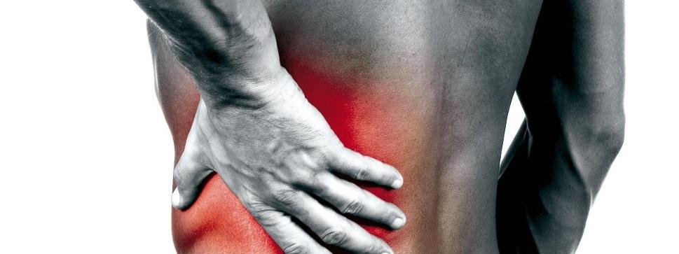 Болит спина со стороны почек